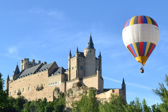 Siempre en las Nubes, Segovia, Spain