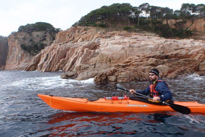 SK Kayak, Llanca, Spain