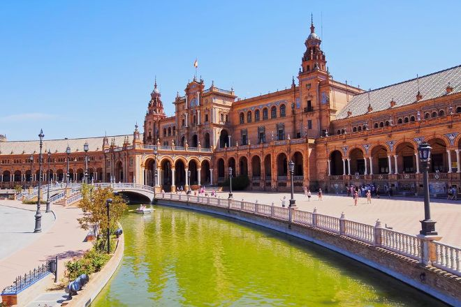 Spain Day Tours, Seville, Spain