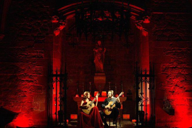 Spanish Guitar Barcelona - Concert and Wine, Barcelona, Spain