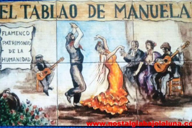 Tablao de Manuela, Arcos de la Frontera, Spain