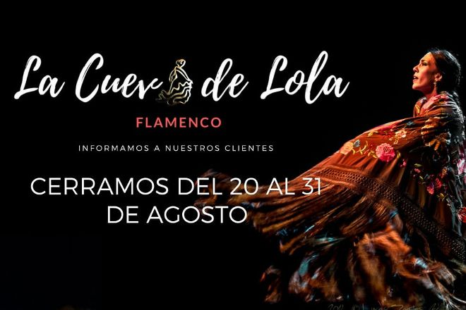Tablao Flamenco La Cueva de Lola, Madrid, Spain