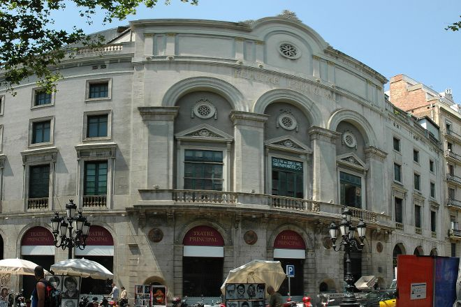 Teatre Principal, Barcelona, Spain
