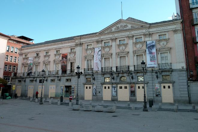 Teatro Espanol, Madrid, Spain