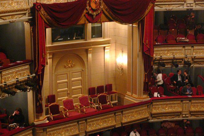 Teatro Real, Madrid, Spain