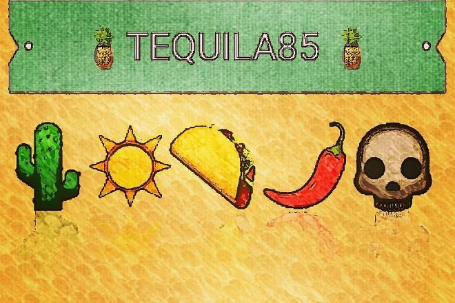 Tequila  85, Lloret de Mar, Spain