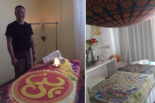 Thai Holistic Massage, Playa del Ingles, Spain