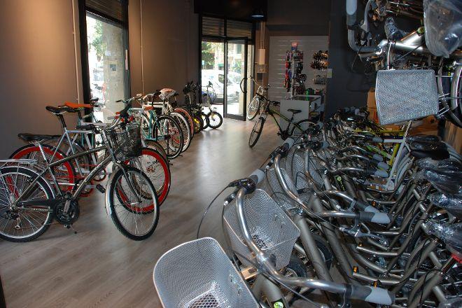 The Bike Club, Barcelona, Spain