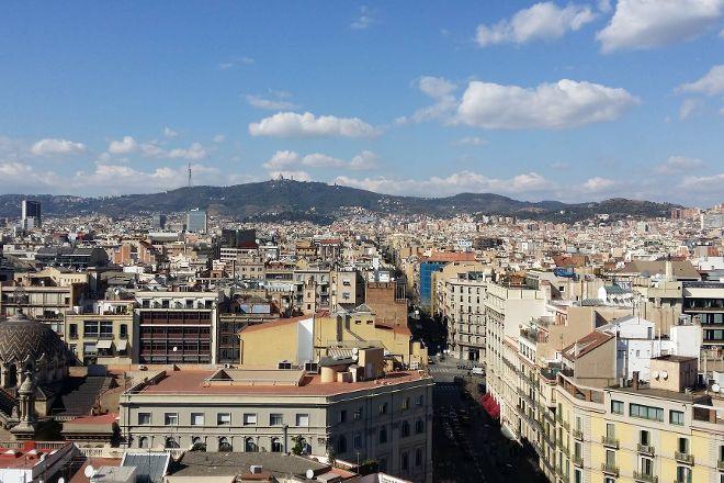 The Urban Massage, Barcelona, Spain