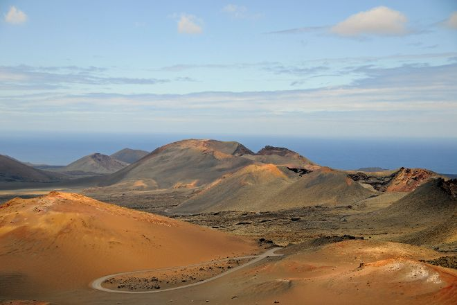 Timanfaya Nationalpark, Lanzarote, Spain