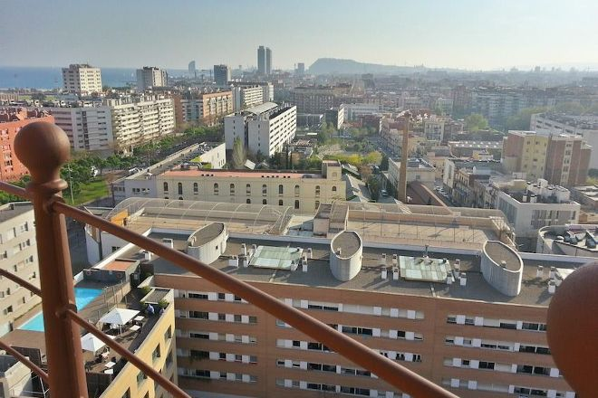 Torre de les Aigues del Besos, Barcelona, Spain