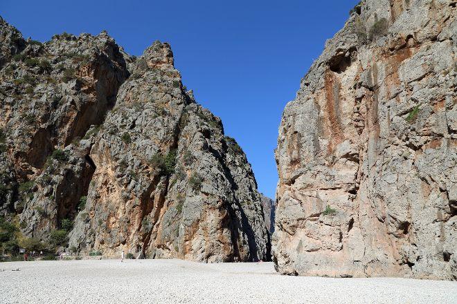 Torrent de Pareis, Sa Calobra, Spain
