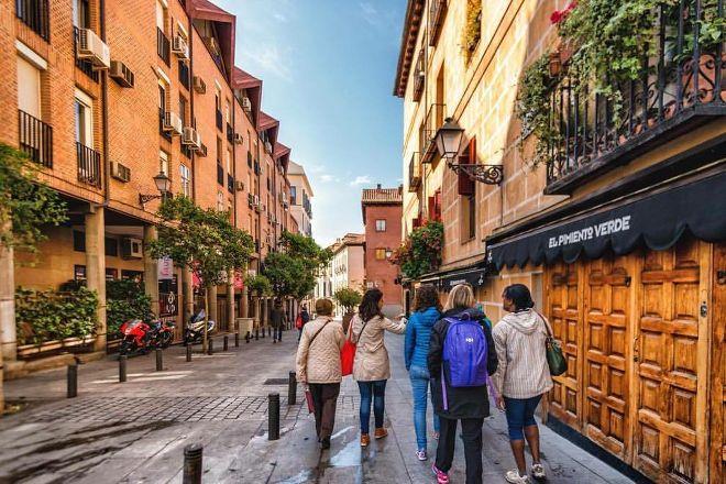 Urban Adventures, Madrid, Spain