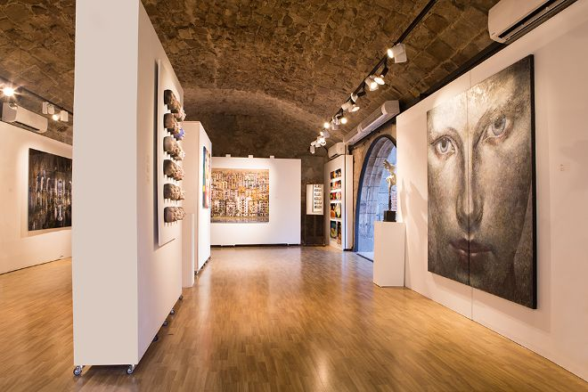 Villa del Arte Galleries, Barcelona, Spain
