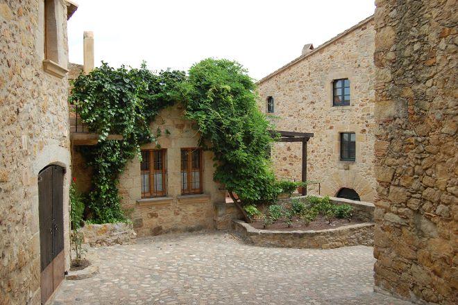 Village Medieval de Pals, Pals, Spain