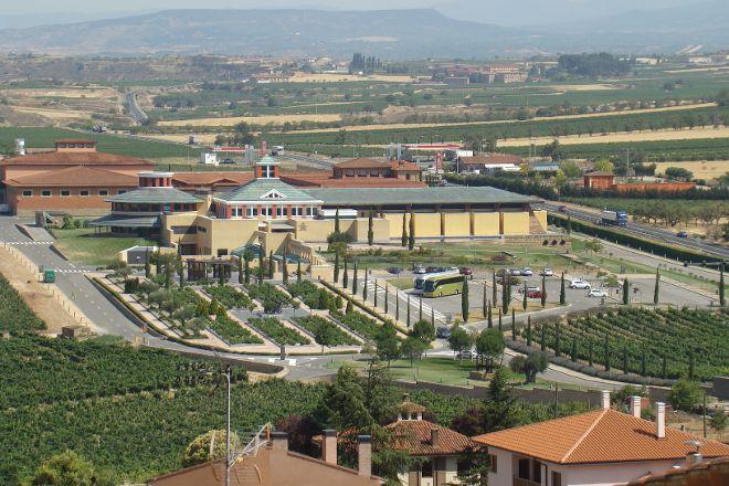 Vivanco. Cultura de Vino, Briones, Spain