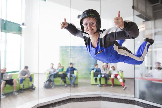 Windobona Indoor Skydiving Madrid, Madrid, Spain