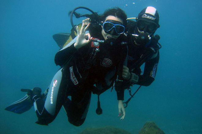 Zero Gravity Scuba Diving, Costa Adeje, Spain