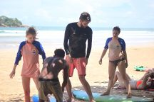 Freedom Surf School, Weligama, Sri Lanka