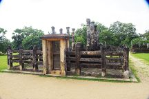 Nishshanka Latha Mandapaya, Polonnaruwa, Sri Lanka