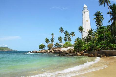 Dondra Head Lighthouse, Dondra, Sri Lanka
