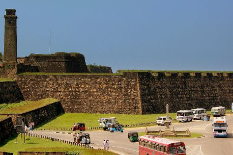 Galle Fort, Galle, Sri Lanka