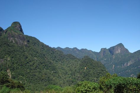 Knuckles Mountain Range, Matale, Sri Lanka