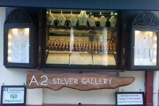 A2 Silver Gallery, Galle, Sri Lanka