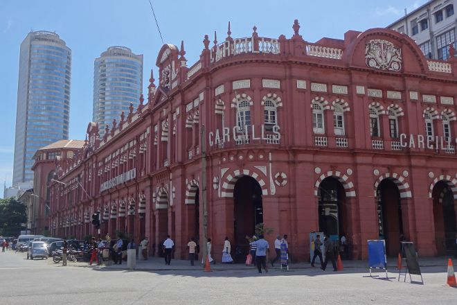 Cargills Department Store, Colombo, Sri Lanka