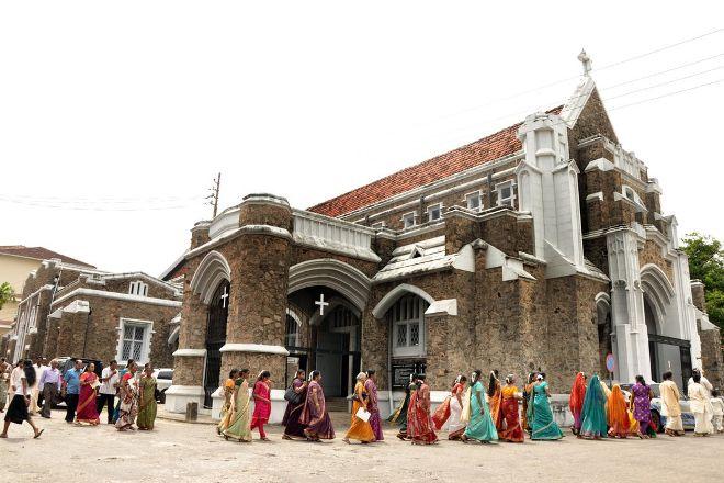 Church of St. Michael & All Angels, Polwatte, Colombo, Sri Lanka