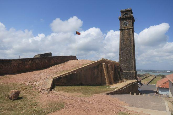 Galle Fort Clock Tower, Galle, Sri Lanka