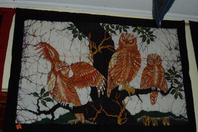 Genuine Batik, Hikkaduwa, Sri Lanka