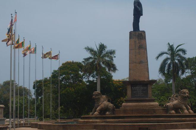 Independence Square, Colombo, Sri Lanka