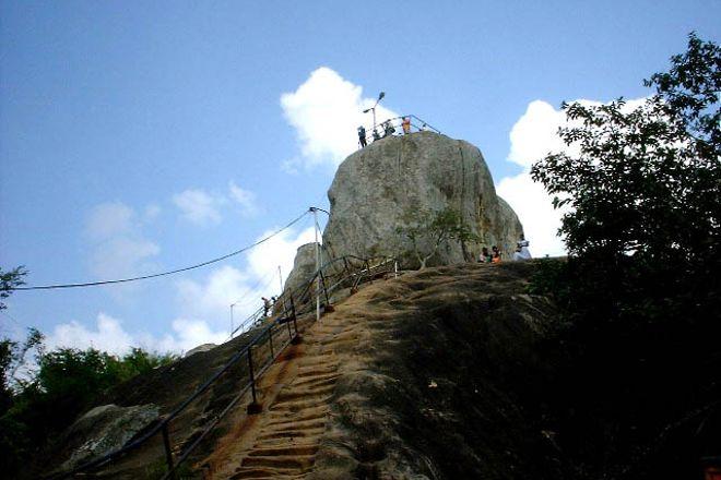 Mihintale, Anuradhapura, Sri Lanka