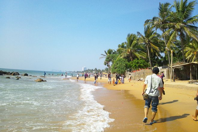 Mount Lavinia Beach, Colombo, Sri Lanka
