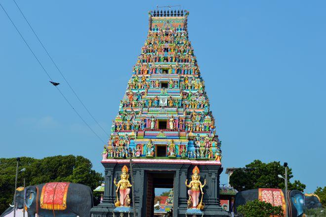 Naga Pooshani Ambal Kovil, Jaffna, Sri Lanka