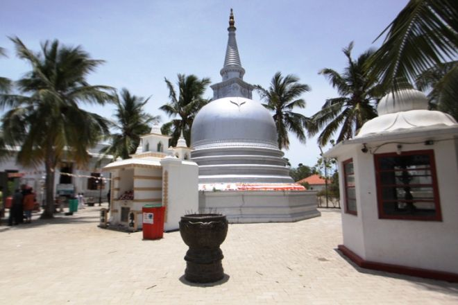 Nagadipa Purana Vihara, Jaffna, Sri Lanka