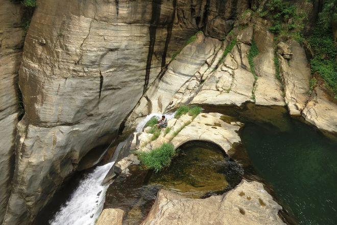 Ravana Ella Falls, Ella, Sri Lanka