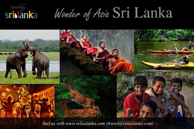 Relax Lanka Day Tours, Colombo, Sri Lanka