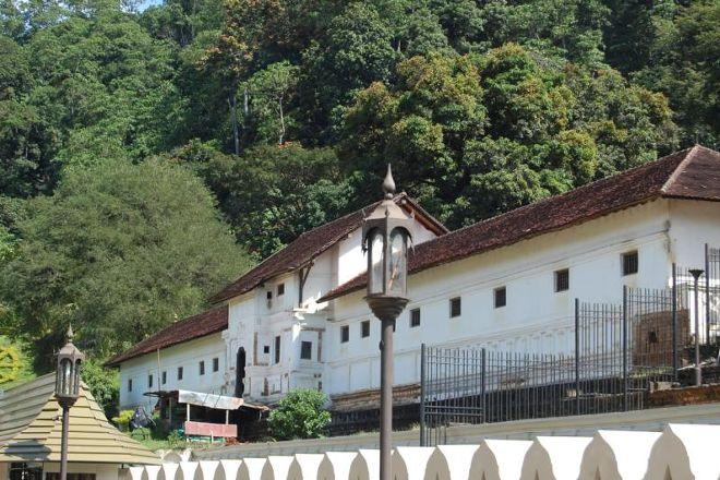 Royal Palace of Kandy, Kandy, Sri Lanka