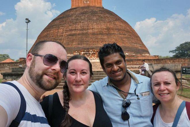 Sanjaya Tours Sri Lanka, Sigiriya, Sri Lanka