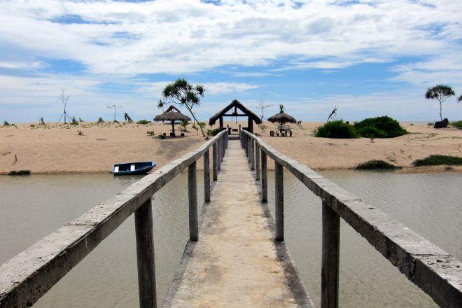 Tangalle Lagoon, Tangalle, Sri Lanka