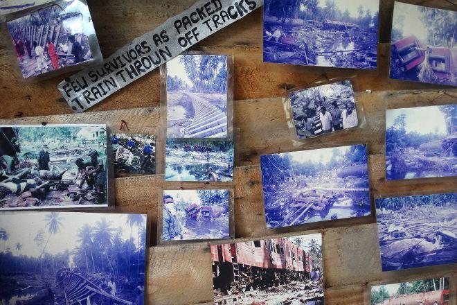 Tsunami Photo Museum, Telwatta, Sri Lanka