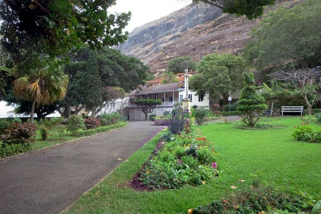 Castle Gardens, Jamestown, St Helena, Ascension and Tristan da Cunha