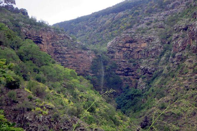 Heart Shaped Waterfall, St Helena Island, St Helena, Ascension and Tristan da Cunha