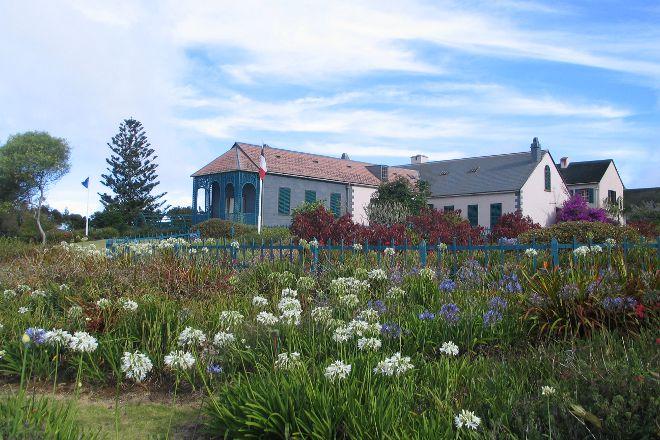 Longwood House, St Helena Island, St Helena, Ascension and Tristan da Cunha