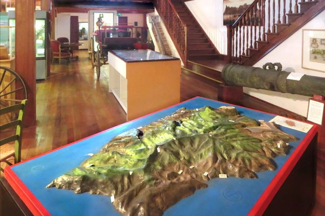 The Museum of St. Helena, Jamestown, St Helena, Ascension and Tristan da Cunha