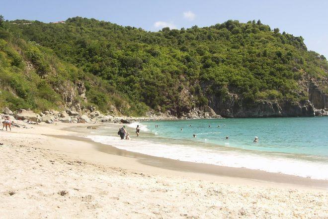 Shell Beach, Gustavia, St. Barthelemy