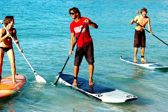 Stand up Paddle Adventure, Gustavia, St. Barthelemy