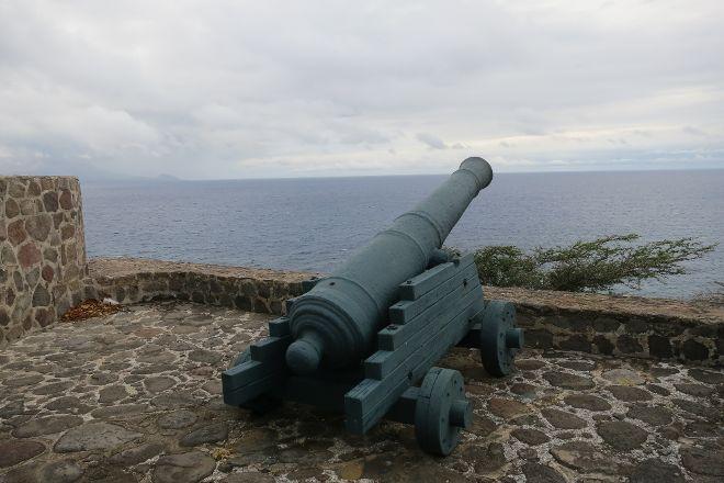 Fort de Windt, St. Eustatius